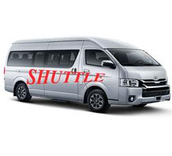 Shuttle Minivan